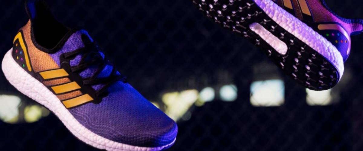 Des baskets adidas