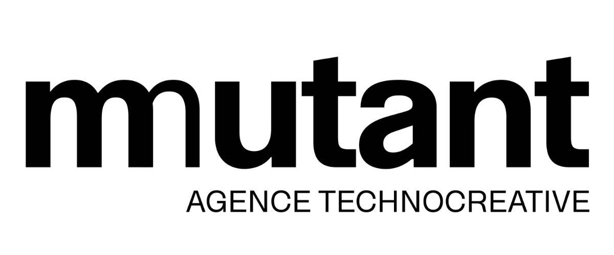 Logo de l'agence Mutant