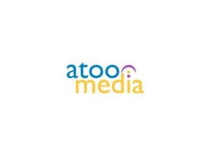 Logo de l'agence Atoomedia