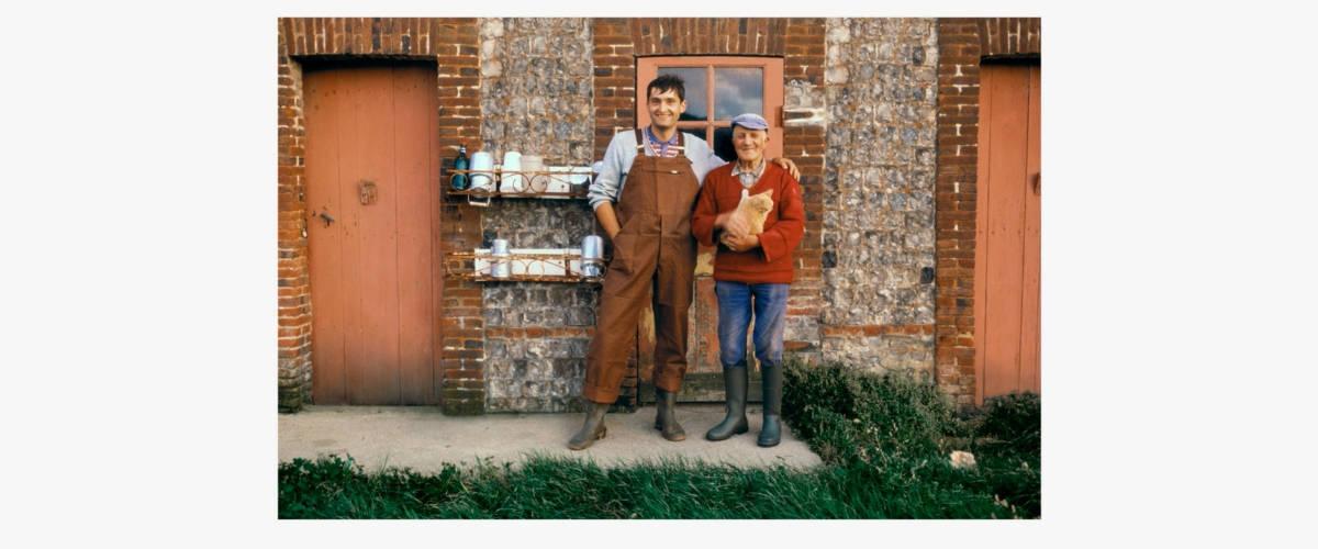 Deux agriculteurs