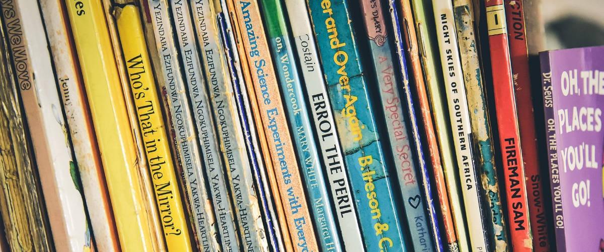 comics-vintage-books