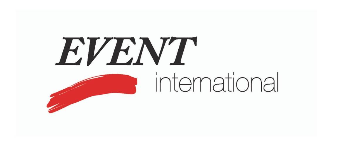 Logo de l'agence Event International