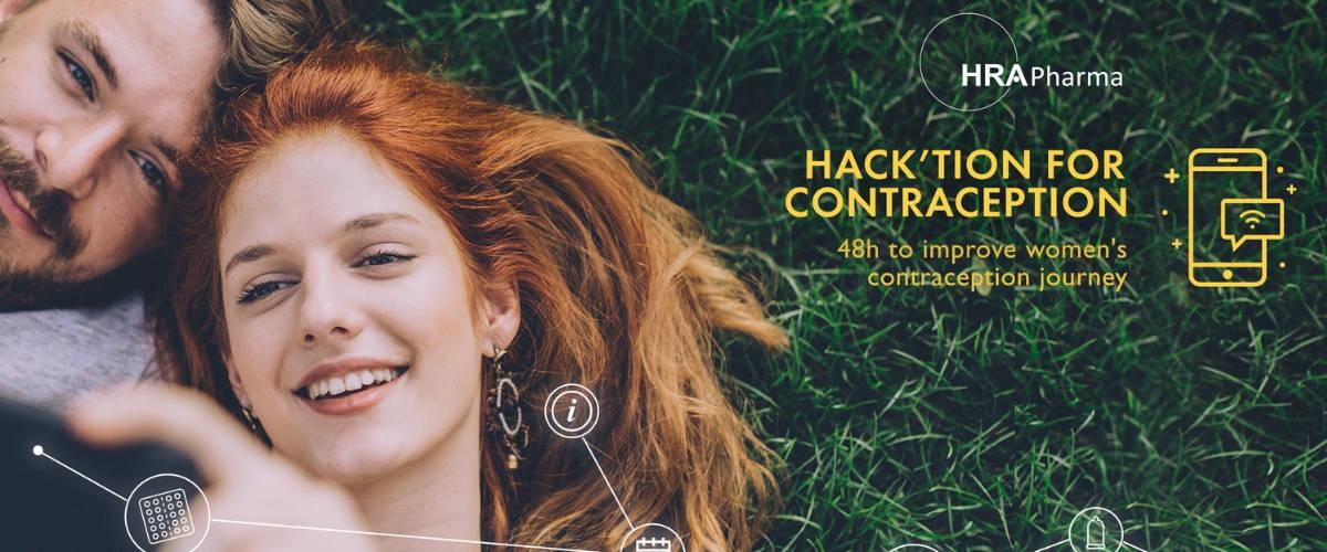 Couple affiche Hackathon