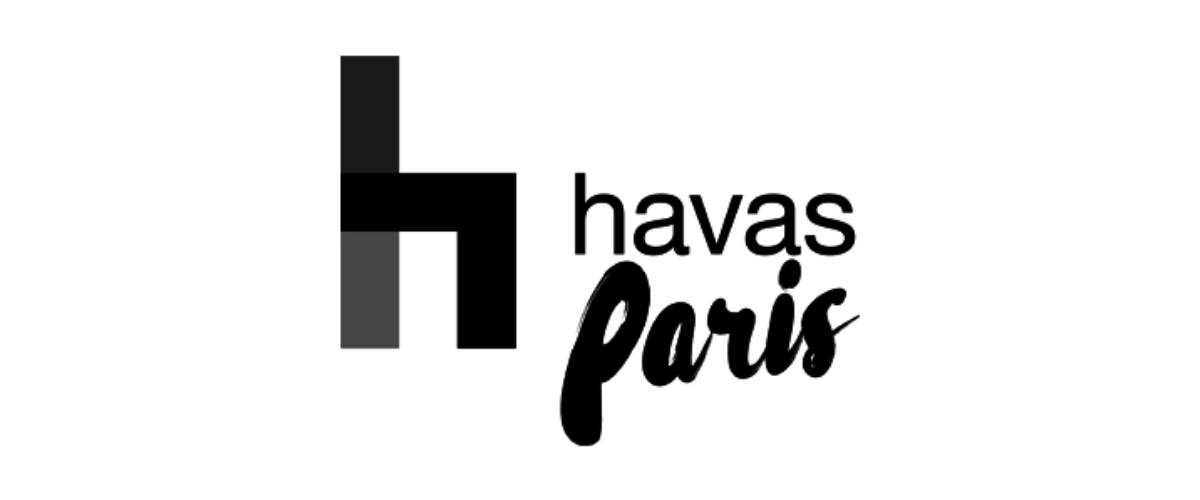 Logo de l'agence Havas Paris