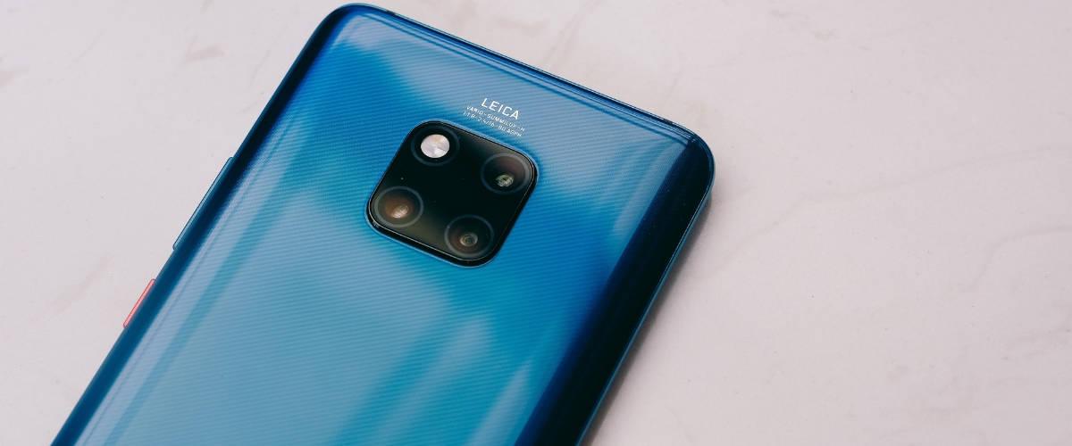 Téléphone Leica par Huawei
