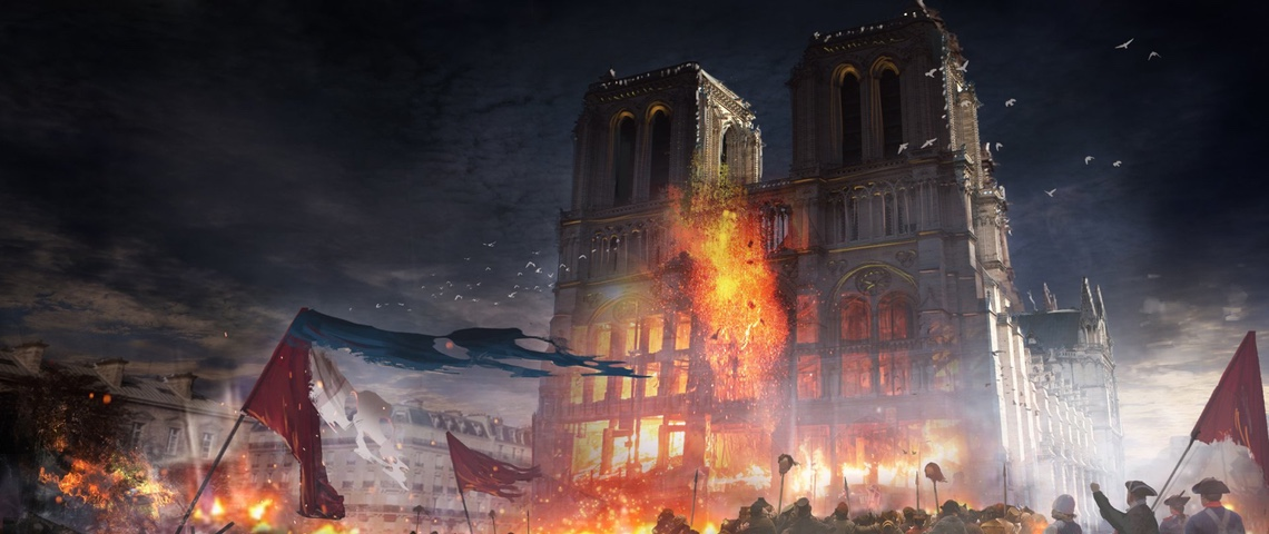 Notre-Dame Assassin's Creed Unity