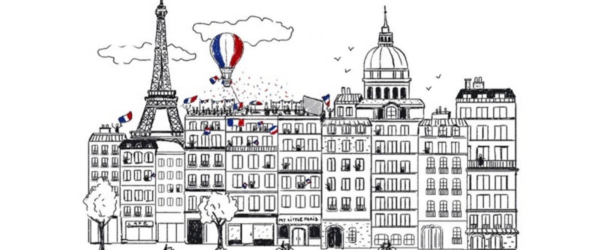 Illustration My Little Paris