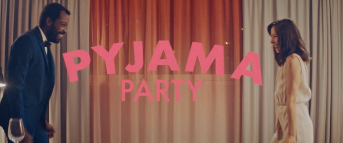 Extrait de la web-série Pyjama Party