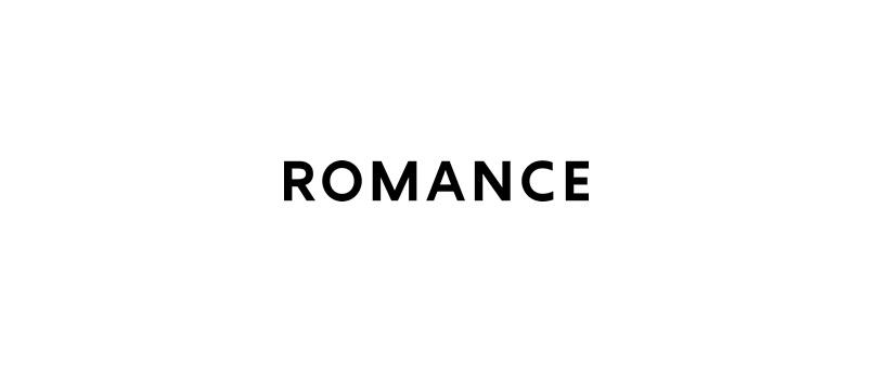 Logo de l'agence Romance