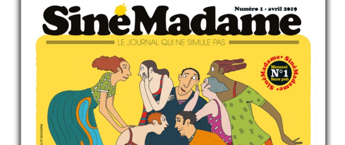 la couverture de Sine Madame