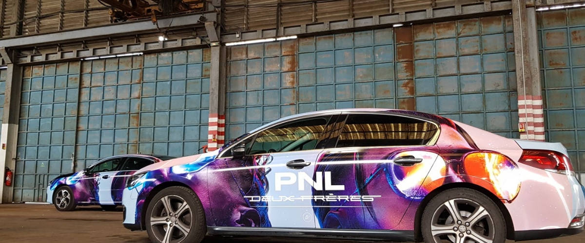 Flotte PNL by Uber