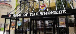 Pour la fête des mères, le Whopper devient un Whomère