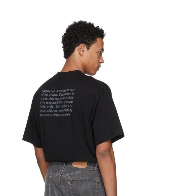 T-shirt de la marque Vetements