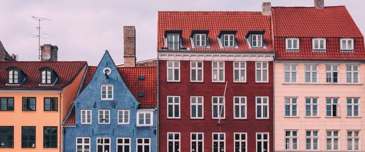 Ville de Nyhavn, København, Denmark