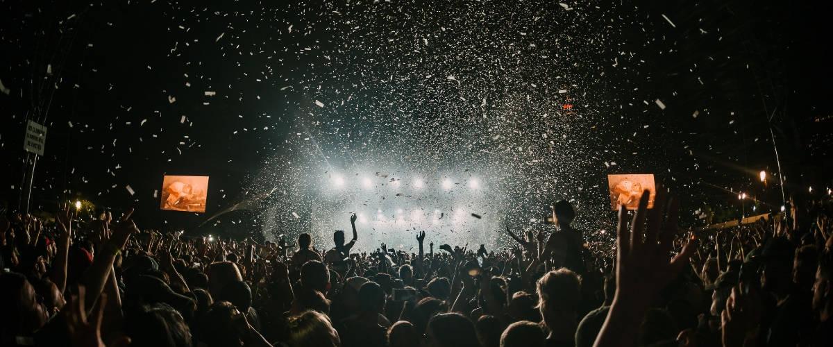 Un festival de nuit