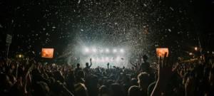 Happn nous dévoile la liste des festivals où l'on « crush » le plus