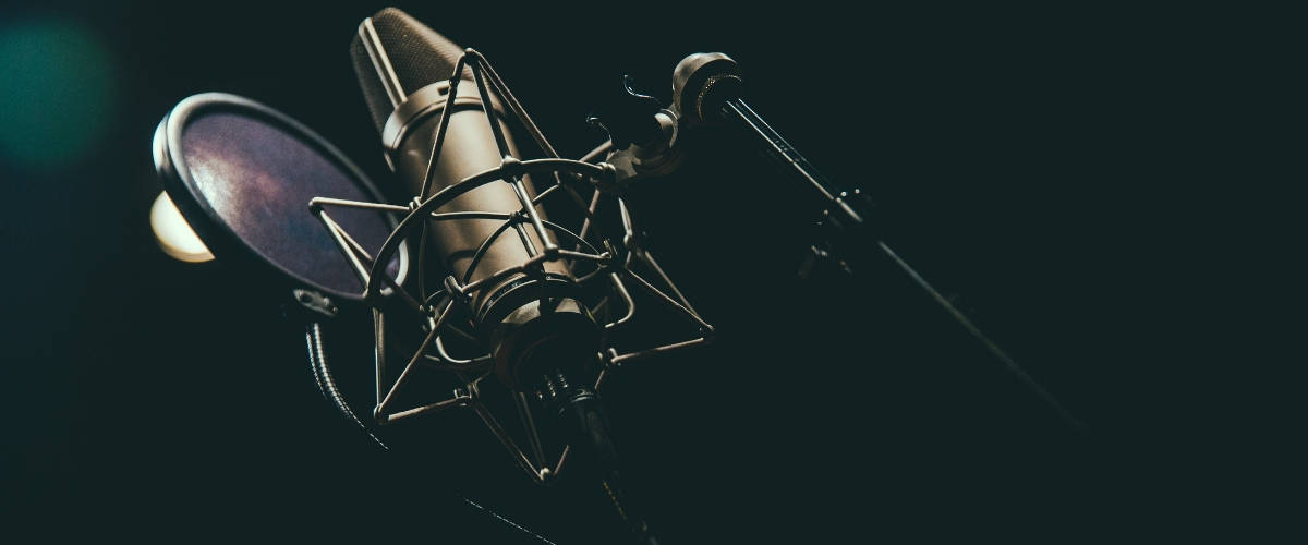 Microphone de studio