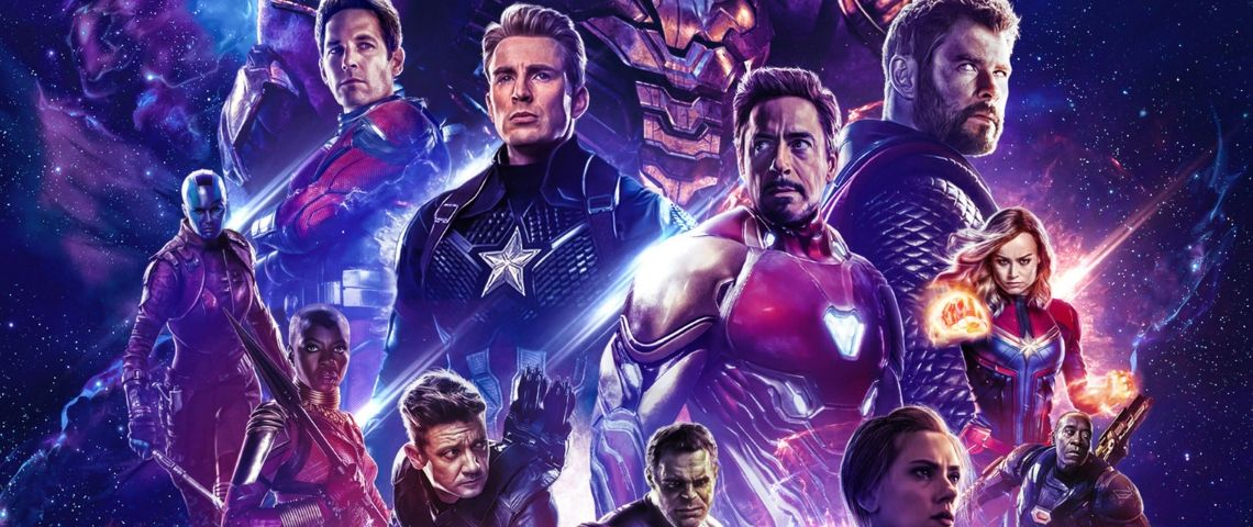 Affiche alternative Avengers Endgame