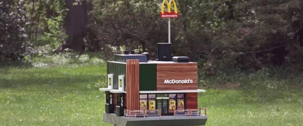 Ruche McDonald's