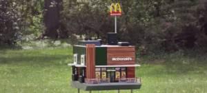 McDonald's ouvre des restaurants pour abeilles