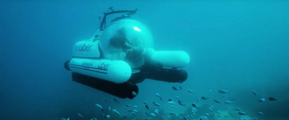 Sous-marin en Australie