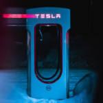 Borne de recharge électrique pour voitures Tesla