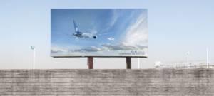 Aeromexico se moque du mur de Donald Trump dans sa campagne d'affichage