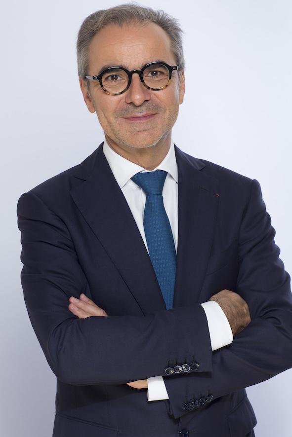 Arnaud Marion, le président de Vélib'