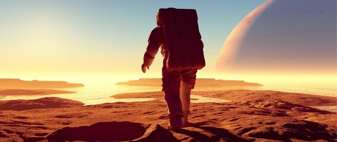La conquête de Mars sera possible en 2050