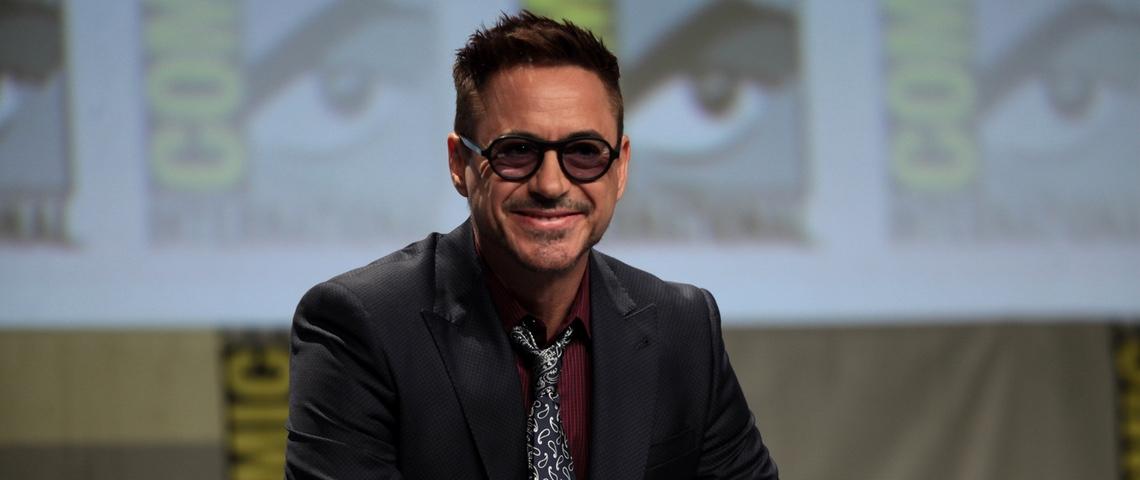 Robert Downey Jr. veut sauver la planète grâce aux technologies