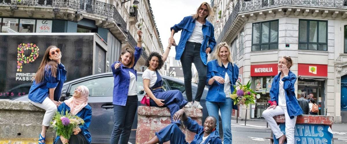 Les dix entrepreneuses de The Great Village