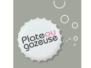 Logo de l'agence Plate ou Gazeuse