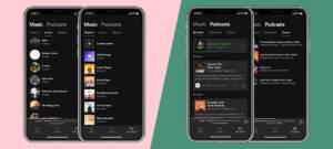 Spotify mise sur les podcasts dans sa nouvelle mise à jour