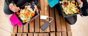 Zéro déchet : un gros problème pour la livraison de food à domicile