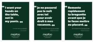 Les Lionnes détournent la campagne Meetic pour dénoncer le sexisme dans la pub