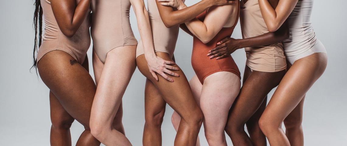 corps de femmes et diversité