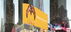 McDonald's célèbre les frites... et la diversité