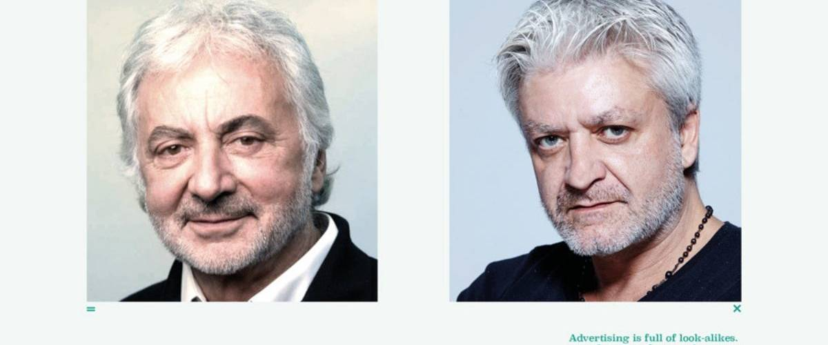 Stéphane Xiberrasde l'agenceBETC etle coiffeurFranck Provost