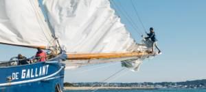 Lush se fait livrer en voilier pour réduire son empreinte carbone