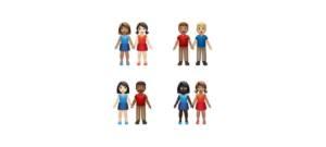 Apple présente des emojis plus inclusifs pour iOS 13