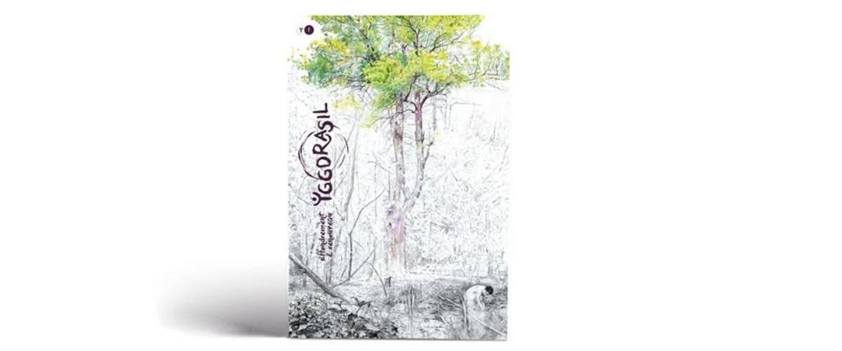Couverture du magazine 100% durable Yggdrasil