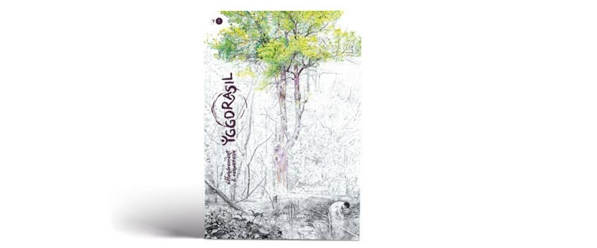 Couverture du magazine 100% durable Yggdrasil