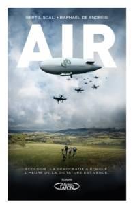 Couverture du roman AIR