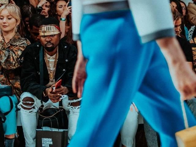Un défilé de mode