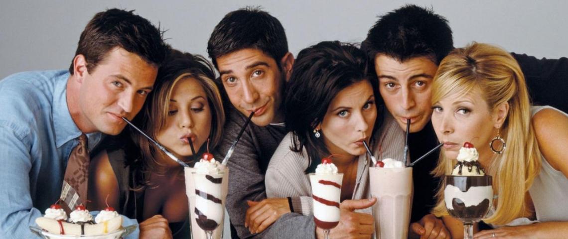 casting de la série friends
