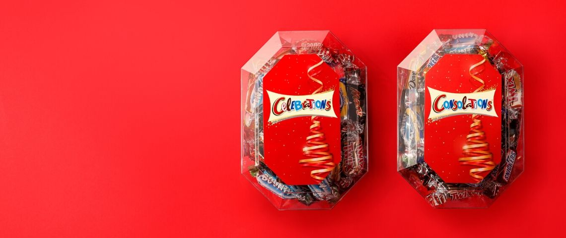 Boite de chocolats Celebrations