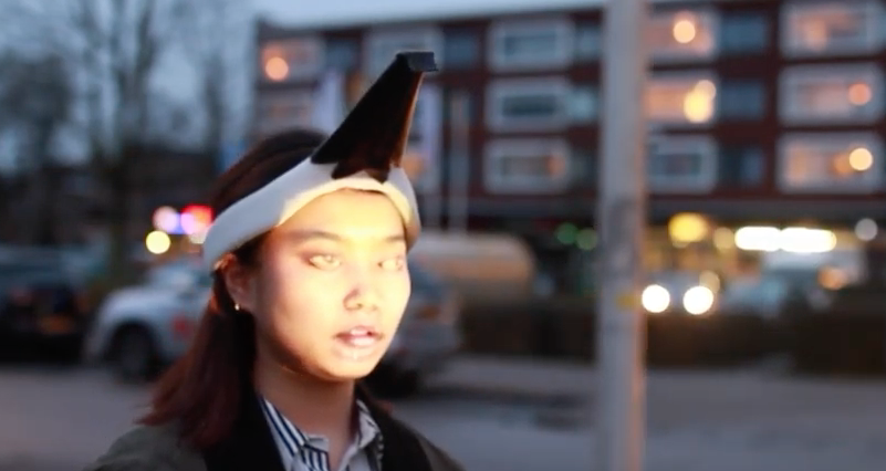 Extrait de la vidéo de Jing-Cai Liu