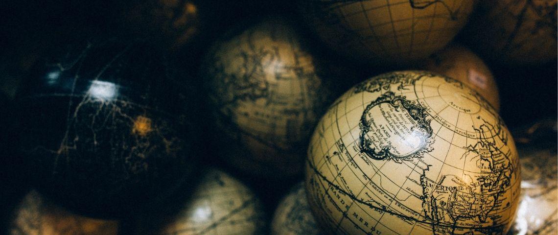 Visuel de globes