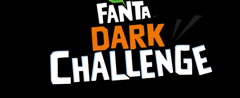 Logo Fanta Dark Challenge