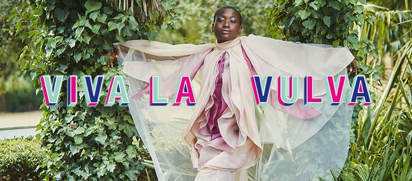 Slogan de Nana : Viva la Vulva